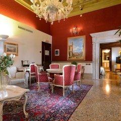 Ruzzini Palace Hotel 4* Люкс с различными типами кроватей фото 16