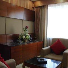 Гостиница Grand Aiser 4* Люкс с различными типами кроватей фото 9
