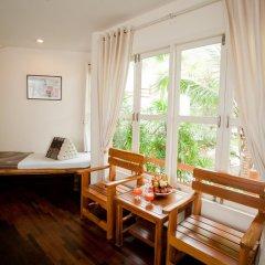 Отель Tanaosri Resort 3* Вилла с различными типами кроватей