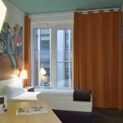 Отель B&B Hotel Leipzig-City Германия, Лейпциг - отзывы, цены и фото номеров - забронировать отель B&B Hotel Leipzig-City онлайн комната для гостей фото 4