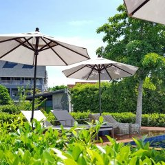 Отель Perennial Resort бассейн фото 3