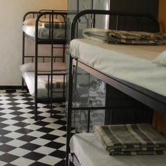 Hostel New York Кровать в общем номере с двухъярусной кроватью фото 7