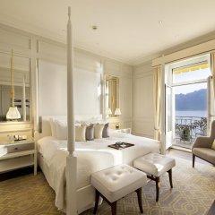 Отель Fairmont Le Montreux Palace 5* Полулюкс с различными типами кроватей