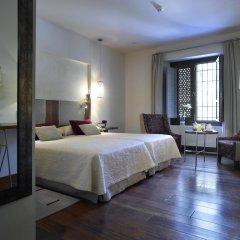 Отель Parador De Granada 4* Стандартный номер с различными типами кроватей фото 4