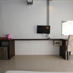 Отель The Nest Resort 3* Номер Делюкс двуспальная кровать фото 7