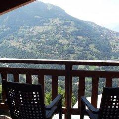 Отель Chalet Dorril Нендаз балкон