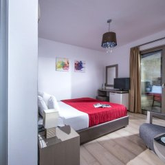Отель Happy Cretan Suites Полулюкс с различными типами кроватей фото 8