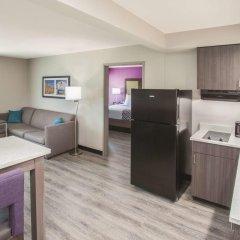 Отель La Quinta Inn & Suites Effingham 2* Стандартный номер с различными типами кроватей фото 5