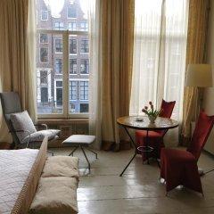 Отель Casa Luna Нидерланды, Амстердам - отзывы, цены и фото номеров - забронировать отель Casa Luna онлайн комната для гостей фото 5