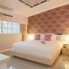 Отель The Raya Surawong Bangkok 4* Улучшенный номер фото 5