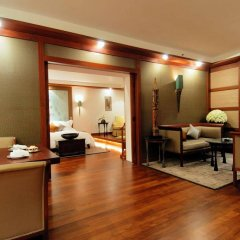 Отель The Sukhothai Bangkok 5* Люкс повышенной комфортности с различными типами кроватей фото 3