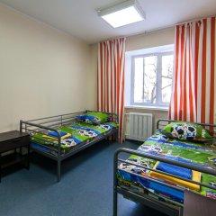 Хостел Чемпион Номер с общей ванной комнатой с различными типами кроватей (общая ванная комната) фото 10