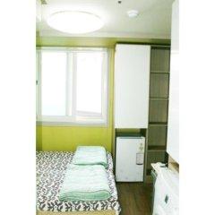 Отель Patio 59 Hongdae Guesthouse 2* Номер категории Эконом с 2 отдельными кроватями фото 5