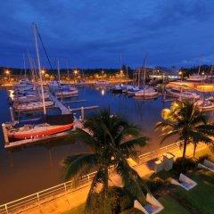 Отель Krabi Boat Lagoon Resort пляж