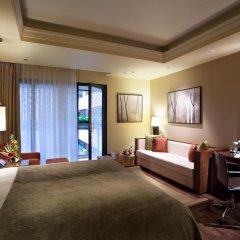 Лотте Отель Москва 5* Студия разные типы кроватей фото 4