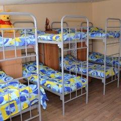 Хостел Павелецкая Кровать в общем номере с двухъярусной кроватью фото 8