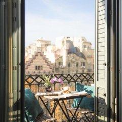 Отель Godó Luxury Apartment Passeig de Gracia Испания, Барселона - отзывы, цены и фото номеров - забронировать отель Godó Luxury Apartment Passeig de Gracia онлайн комната для гостей фото 4