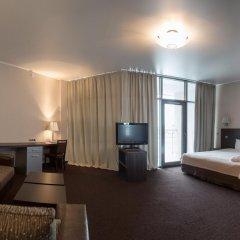 Гостиница Золотой Затон 4* Студия с различными типами кроватей фото 22