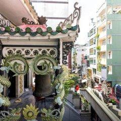 Hanh Chuong Hotel Номер Делюкс с двуспальной кроватью фото 8