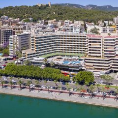 Отель Meliá Palma Marina 4* Стандартный номер с различными типами кроватей фото 10