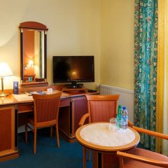 Villa Savoy Spa Park Hotel 4* Стандартный номер с различными типами кроватей фото 14