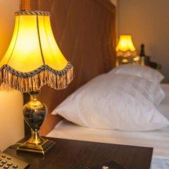 Гостиница «Гайд парк» Номер Делюкс разные типы кроватей фото 4
