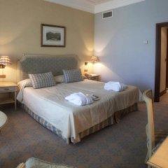 Отель Castilla Termal Balneario de Solares 4* Стандартный номер с различными типами кроватей фото 6