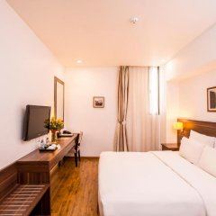 Authentic Hanoi Boutique Hotel комната для гостей фото 5