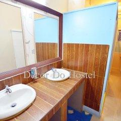 Decor Do Hostel Кровать в общем номере с двухъярусной кроватью фото 8