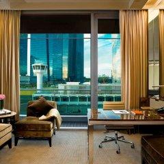 The Fullerton Bay Hotel Singapore 5* Номер Делюкс с различными типами кроватей