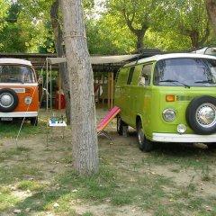 Отель Camping Maximum городской автобус