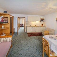 Отель Pension Villa Claudia Augusta Горнолыжный курорт Ортлер комната для гостей фото 3