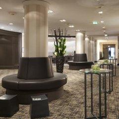 Отель Lindner Hotel City Plaza Германия, Кёльн - 8 отзывов об отеле, цены и фото номеров - забронировать отель Lindner Hotel City Plaza онлайн интерьер отеля