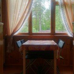 Гостиница Коттедж в Карелии Стандартный номер с различными типами кроватей фото 15
