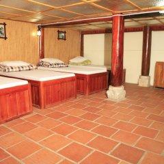 Pinocchio Sapa Hotel - Hostel Кровать в общем номере с двухъярусной кроватью фото 3