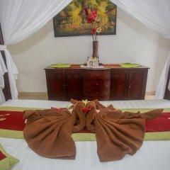 Отель Balangan Sea View Bungalow в номере