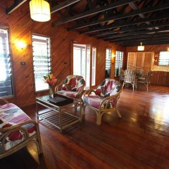 Отель Wananavu Beach Resort комната для гостей фото 5
