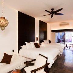 Bahia Hotel & Beach House 3* Номер Делюкс с 2 отдельными кроватями фото 2
