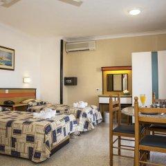The St. George's Park Hotel 3* Стандартный номер с различными типами кроватей