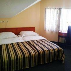 Отель Galerija 3* Стандартный номер с двуспальной кроватью фото 3