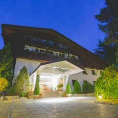 SPA Hotel Borova Gora парковка