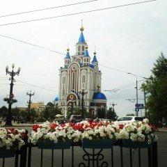 Бутик-отель Хабаровск Сити спортивное сооружение