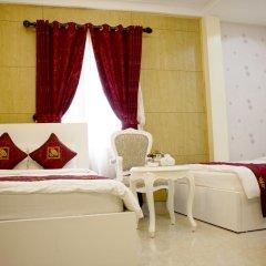 Отель Phuoc Son 3* Стандартный семейный номер фото 5