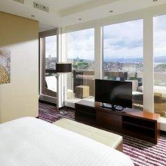 Zurich Marriott Hotel 5* Люкс Panorama с различными типами кроватей фото 3