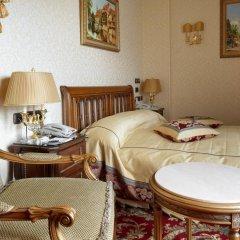 Талион Империал Отель 5* Улучшенный номер с разными типами кроватей фото 2