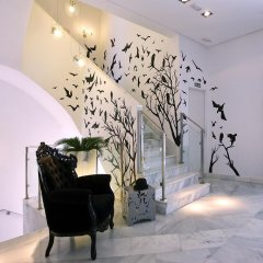 Отель Dormirdcine Cooltural Rooms Испания, Мадрид - отзывы, цены и фото номеров - забронировать отель Dormirdcine Cooltural Rooms онлайн интерьер отеля фото 3