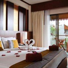 Отель Baan Karonburi Resort 4* Номер Делюкс двуспальная кровать фото 4