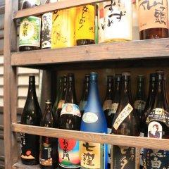 Отель Ryokan Fukumotoya Минамиогуни гостиничный бар