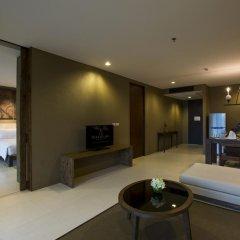 Отель Sunsuri Phuket 5* Улучшенный номер с двуспальной кроватью фото 8