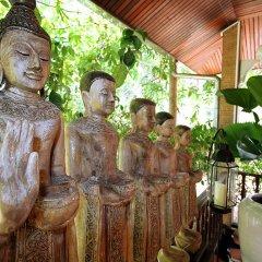 Отель PHUKET CLEANSE - Fitness & Health Retreat in Thailand Номер Делюкс с двуспальной кроватью фото 30